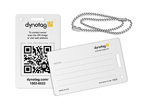 Dynotag enabled Smart Fashion Luggage