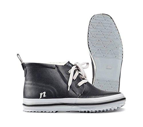 Nokian Footwear Kuura - Zapatillas de deporte de caucho para mujer negro - negro