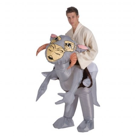 Inflatable Tautaun Costume Accessory - Standard - Chest Size 46 (Adult Luke Skywalker Costume)