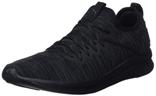Puma De puma Flash Chaussures 05 Cross Ignite Noir Black Evoknit Homme RqrRp