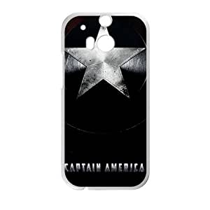 Captain America Phone Case for HTC One M8