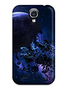 High Quality NIvgKfN717GSNvH Space Asteroids Tpu Case For Galaxy S4