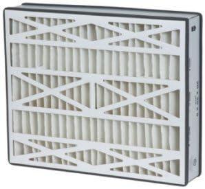 MERV 11 Aftermarket Lennox Replacement Filter 19.75x24.25x4.75 2 Pack 20x25x5