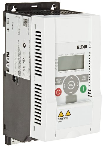 Eaton MMX34AA5D6F0-0 Adjustable Frequency AC Drives, 480VAC Supply Voltage, 3HP Power Rating, 5.6A Input Current