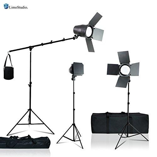LimoStudio Barndoor Photography Studio AGG1781V2