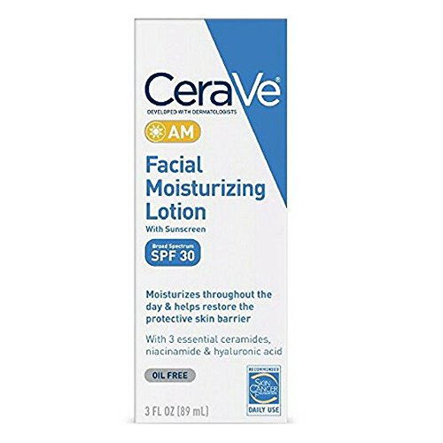 Cerave Cerave Day Time Facial Moisturizing Lotion AM, 3 Ounc