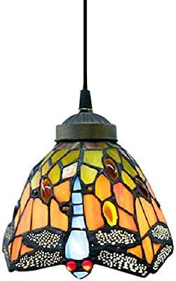 Vintage Tiffany Style Mini Pendant Light