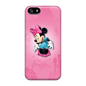 AbbyRoseBabiak Cases Covers Protector Specially Made For Iphone 5/5s Minnie Mouse