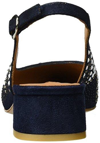 Tira navy Zinda azul Mujer 2701 de tobillo aqSgx