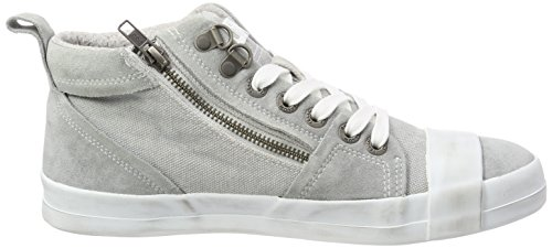 Light Yellow Cab Uomo Sly Grigio M light Grey Grey Sneaker 484xqrg