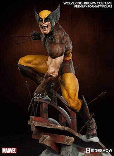 Sideshow Toys Side Show – ss300116 – Wolverine Brown Disfraz ...