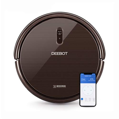 Ecovacs-Robotics-Deebot-N79S-Robot-Aspirapolvere--Robot-Pulisci-Pavimenti-con-Modalit-Max--Controllo-Smart-tramite-App-e-Telecomando-Autoricarica-