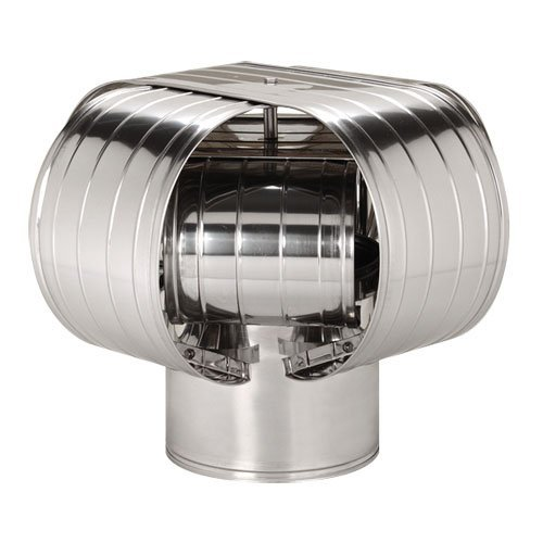 8'' Stainless Vacu-Stack by Fireside Chimney Supply