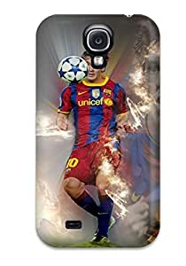 DebAA Fashion Protective Lionel Messi Salary Case Cover For Galaxy S4 by icecream design