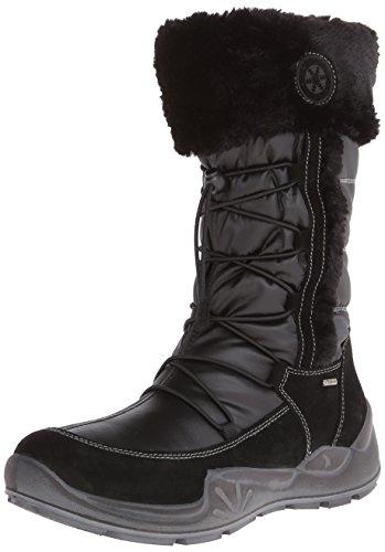 (Primigi Hope-E Winter Boot (Big/Little Kid),Black,32 EU(13.5 M US Little Kid))