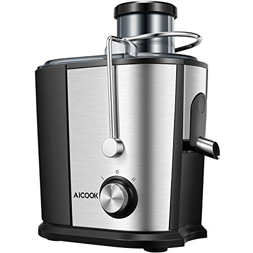 Juicer Compact Juice Extractor, Aicook Wide Mouth Juicer for sale  Delivered anywhere in USA