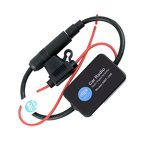 Amotor Antenna Amplifier Booster Motorcycle
