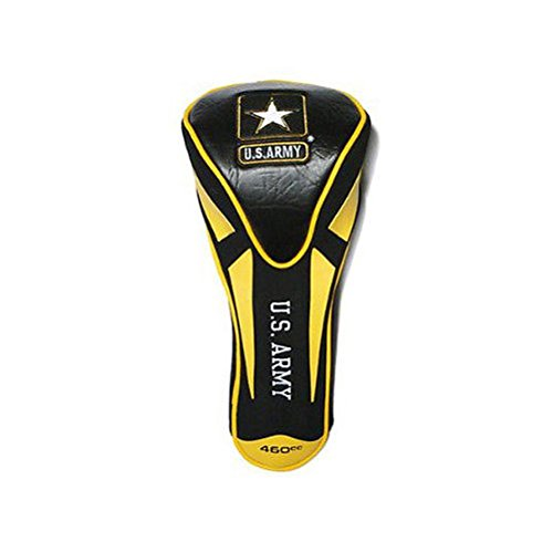Team Golf Military Army Golf Club Single Apex Driver Headcover, Fits All Oversized Clubs, Truly Sleek Design