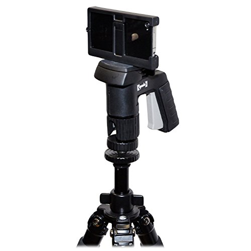 Opteka SV-IP4 Iphone 4 / 4s Cradle Mount for Tripods, Monopods, X-grips and Stabilizers
