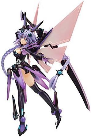 NEW Anime Alter Hyperdimension Neptunia Black Heart 1:7 Scale PVC Figure No Box