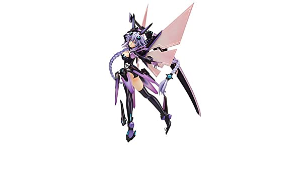 Amazon.com  Alter Hyperdimension Neptunia  Purple Heart 1 7 Scale PVC Figure   Toys   Games c267f27264e2