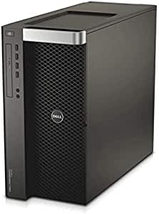 Dell T5610 SOLIDWORKS 2X E5-2637 V2 8 Cores 3.5Ghz 128GB 1TB M.2 SSD 2TB W7000 Win 10 (Renewed)