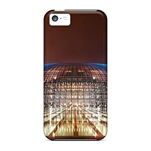 Ultra Slim Fit Hard CaroleSignorile Cases Covers Specially Made For Iphone 5c- Chinese Gr Theater