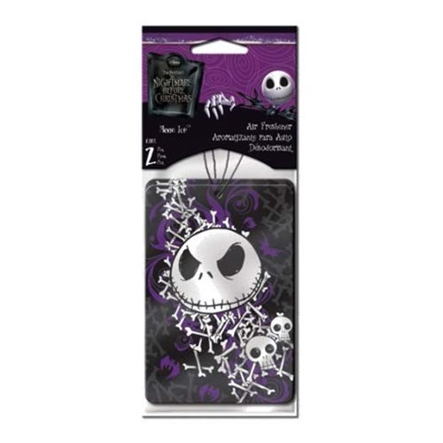 The Nightmare Before Christmas Bones Air Freshener 2-Pack]()