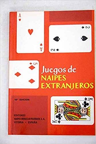 Juegos de Naipes Extranjeros, in Spanish, How to Play ...