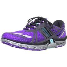 Brooks Womens PureCadence 2 Running Shoes Color: ElctrcPrple/Anthrcte/BluRadnce Size: 5.5