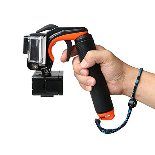 Hitommy FeLiCia GP362 Shutter Trigger Stabilizer Floating Buoyancy Handle Diving Stick for Gopro HERO Session Gopro 1 2 3 3+ 4