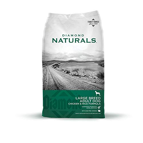 Diamond Naturals Adult Large Breed Real Meat...
