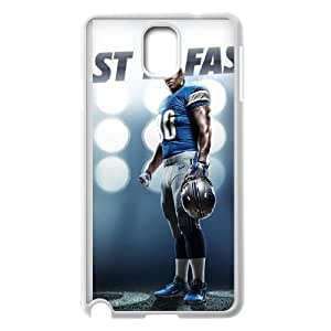 Detroit Lions Samsung Galaxy Note 3 Cell Phone Case White 218y3-178035