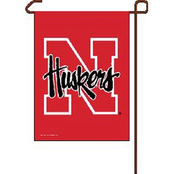 NCAA Nebraska Cornhuskers Garden Flag, 11