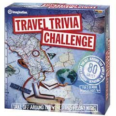 Travel Trivia Challenge Game by Discovery Channel Store