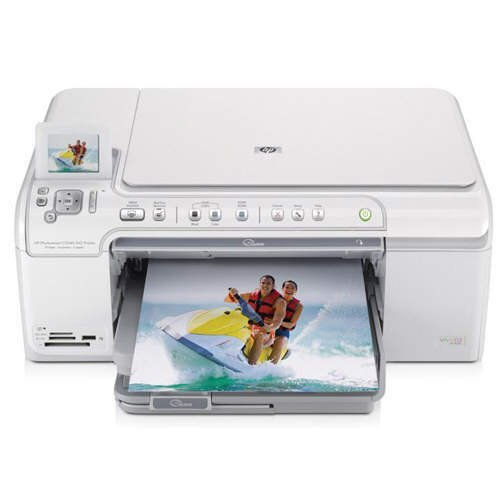 HP Photosmart C5540 All-in-One Multifunction Printer