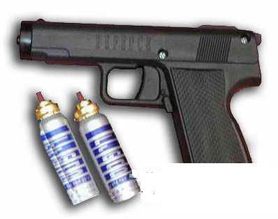 Image result for pepper spray guns