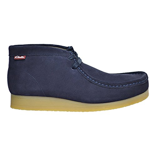 Men's Clarks Hi Stinson Clarks Blue Men's r6dwrqv