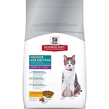 Purina Mature Chicken And Rice Cat Food