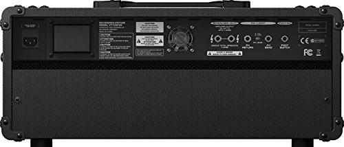 Head Amplifier Iii Bass (EVH 5150 III 50-Watt Guitar Amplifier Head - Black)