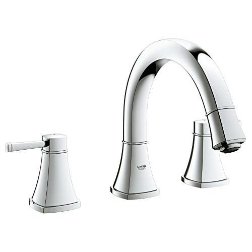 Grandera Roman Tub Filler - Grohe Tub Filler Faucet