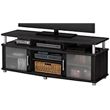 South Shore Furniture City Life TV Stand, Gray Oak