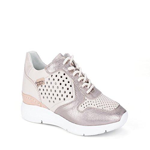 Sneaker Damen Pikolinos Modena Elfenbein W0r UqxCx6tw