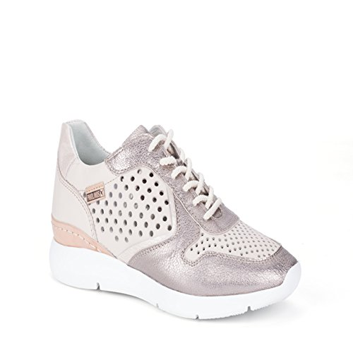 Pikolinos Ladies Modena W0r Sneaker Avorio