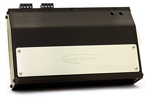 MOTO 600.4 - Arc Audio 4-Channel 600W RMS Ultra Compace Class D Amplifier