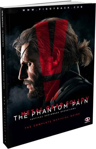 Metal Gear Solid V: the Phantom Pain, the Complete Official