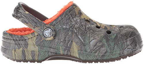 Pictures of Crocs Kids' Winter RealTree Xtra Clog Brown 3