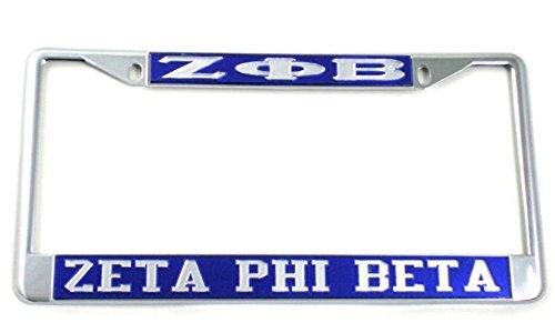 zeta-phi-beta-license-plate-frame