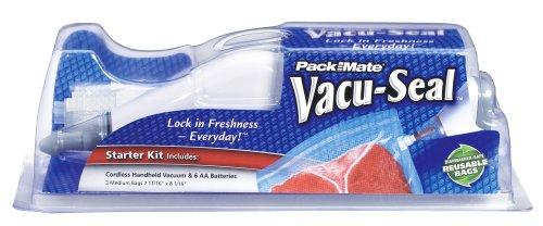 Packmate 95000 Vacu Seal Starter Kit With Handheld Vacuum