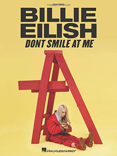 Billie Eilish   Don't Smile At Me  Easy Piano Songbook  Easy Piano Folios